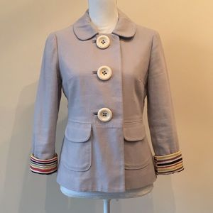 Boden Tailored Pea Jacket